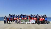 PENDİK BELEDİYESİ - Sağlıklı Yaşam İçin Pedal Çevirdiler