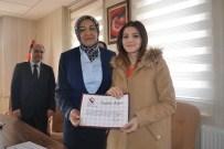 KADINLAR GÜNÜ - Aile Ve Sosyal Politikalar İl Müdürlüğü'nden Özel Güzide Bakım Merkezi'ne Teşekkür Belgesi