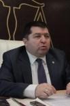 NECMI HOŞVER - Baro Başkanı Ali Dilber Kızılay Yönetiminde