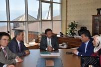 Başkan Mustafa Koca  Açıklaması Üniversite Öğrencilerini Birer Kültür Elçisi Olarak Görüyoruz