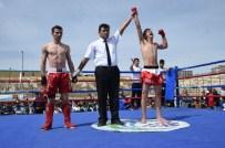 HİDAYET SARI - Bozova'da Kick Boks Şampiyonası Düzenlendi