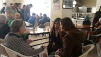 Burhaniye'de İmam Hatiplilerin Huzurevi Ziyareti