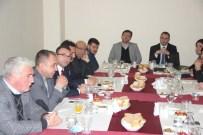 Burhaniye Uygulamalı Bilimlerde Ticaret Odası Toplantısı