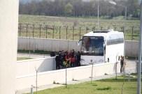 Geri Kabul Anlaşması İle Kabul Edilen Göçmenler Kırklareli'ye Getirildi