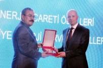 ENERJI PIYASASı DÜZENLEME KURULU - Kayserigaz'a Altın Vana Ödülü