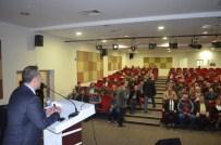 İŞ GÜVENLİĞİ YASASI - Kula'da Esnafa İş Güvenliği Semineri