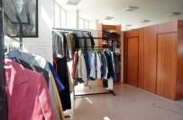 OMÜ Öğrenci Butiği İlçelere Taşındı