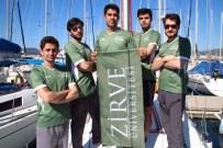 SALON FUTBOLU - Zirve'li Yelkenciler İkinci Oldu