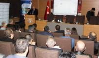 FARUK ÖZDEMIR - Bartın'da 'Isı Yalıtımı Ve Enerji Verimliliği' Paneli Düzenlendi