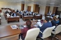 ÖZLEM YILMAZ - Belediye Meclisinde Komisyonlara Üye Seçimi Yapıldı