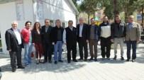 Burhaniye'de 8 Eylül Çamlığı Kafeteryası Hizmete Girdi