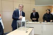 HÜSEYİN KARADENİZ - Pamukkale Belediye Meclisi'nde Seçim Heyecanı Yaşandı