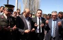 NE MUTLU TÜRKÜM DİYENE - Şehit Karabakla Baba Ocağına Son Kez Getirildi