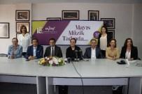 NEVIT KODALLı - 15. Mersin Uluslararası Müzik Festivali Heyecanı Başladı