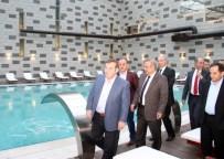 TERMAL TESİS - Başkanlar Esenyurt Kaplıcalarını Gezdi