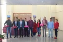 Burhaniye'de Akademik Yükselmeye Kutlama