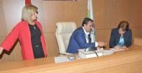 NURAY YıLMAZ - Çukurova Belediye Meclisinde Seçim Heyecanı