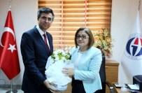 YASİN YUNAK - Gaziantep Büyükşehir Belediye Başkanı Fatma Şahin'den Oğuzeli Meslek Yüksekokulu'na Övgü