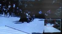 FARUK YALÇIN HAYVANAT BAHÇESİ - Kaplan Saldırısı Sonrası Yaşananlar Böyle Görüntülendi
