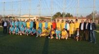 KAZAN DAİRESİ - Kayseri Şeker'de 25 Takım İle Futbol Turnuvası