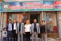 GÜNEY KAFKASYA - Manisalı Azerilerden Ermenistan'a Çağrı Açıklaması