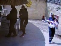 FARUK YALÇIN HAYVANAT BAHÇESİ - Kaplan Saldırısından Sonra Yaşananlar Güvenlik Kamerasında