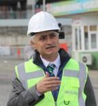 OVİT TÜNELİ - Rize'de limana futbol sahası yapılacak