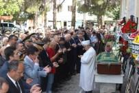 EMIN ÖZTÜRK - Şehit Aileleri Dernek Başkanı Hayatını Kaybetti