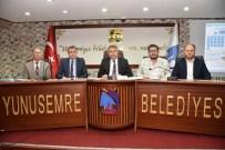 HÜSEYİN KÖROĞLU - Yunusemre'de Bütçe Oranı Yüzde 70'E Ulaştı