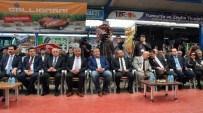 HÜSEYIN PARLAK - Gönen'de Tarım Ve Hayvancılık Fuarı Açıldı
