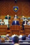 KOSOVA MECLİS BAŞKANI - Kosova'nın 5. Cumhurbaşkanı Yemin Etti, Muhalefet Meclis Camını Kırdı