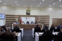 ALI ERDOĞAN - Niğde Belediye Meclisi Nisan Ayı Toplantısını Yaptı