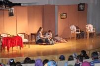 Seydişehir'de 'Sıra Kimde' Oyunu Sahnelendi