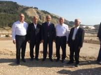 RAMAZAN AKSOY - Vali Demirtaş, Adıyamanlılar Vakfı Başkan Ve Üyelerine Beşpınar Projesini Gezdirdi