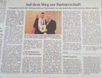 MOSTAR KÖPRÜSÜ - Altınordu, Alman Basınında