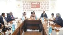 EKONOMİ MUHABİRLERİ DERNEĞİ - Global Melek Yatırımcı Akademisi Antalya'da