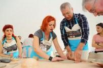 BARBAROS HAYRETTİN PAŞA - Mezitli'de 1. Uluslararası Soli Pompeıopolıs Seramik Çalıştayı Düzenlendi