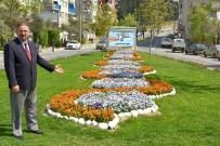 HERCAI - Mustafakemalpaşa Çiçek Açtı