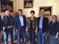 BILGE AKTAŞ - Seyitgazi Tanıtım Ofisi Açıldı