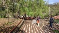 Soma'da Suçıktı Mesire Alanı Yaza Hazırlanıyor