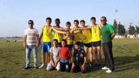 TAYTAN - Atletizmde Taytan Rüzgarı Esti