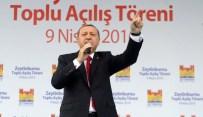 Cumhurbaşkanı Erdoğan Açıklaması 'HA PKK, HA Pyd, HA DHKP-C Fark Yok'