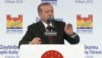 Erdoğan Açıklaması PYD'ye Terör Örgütü Demiyorsan...