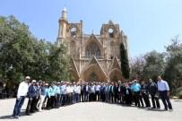 LALA MUSTAFA PAŞA - Kıbrıs Gazileri, Kuzey Kıbrıs'ı Yıllar Sonra Gezdi