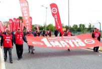 ÇARŞI GRUBU - Bakırköy'de Gruplar Kortej Halinde Alana Gelmeye Başladı