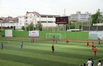 OKAN ÜNIVERSITESI - Esenyurt Necmi Kadıoğlu Stadyumu Üniversiteler Arası 2.Lig Futbol Müsabakalarına Ev Sahipliği Yaptı