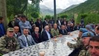 ŞEHİT AİLELERİ - Jirki Aşireti Liderine Ziyaret