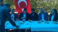 MUHAMMED GÜRBÜZ - Milli Savunma Bakanı Yılmaz Şehit Ailesini Ziyaret Etti