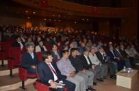 İMAM HATİP MEZUNLARI - Akyad'ın Kahta'daki Konferansı Büyük İlgi Gördü