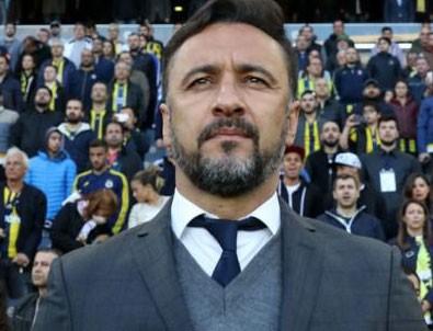Fenerbahçe'de Vitor Pereira kararı!